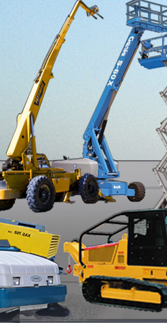 Equipment Rental And Sales Of Ct